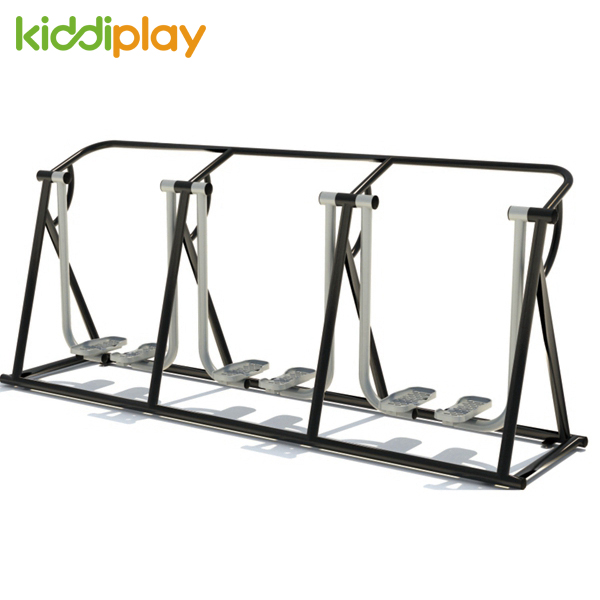 High Quality Adult Three Walker Machine Outdoor Fitness Park Gym Equipment