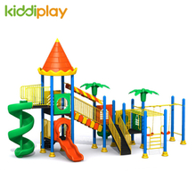 Castle Theme Series Commercial Outdoor Playground For Kids