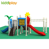 Children Slide Outdoor Playground, Park Structures Playground Equipment
