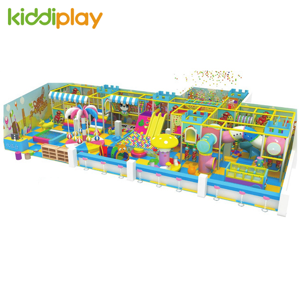 New Design Professional Kids Game Indoor Playground