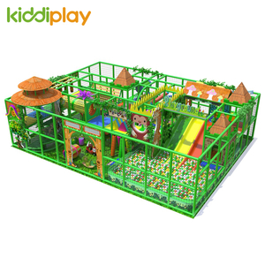2018 Latest Indoor And Outdoor Playground for Kid Games