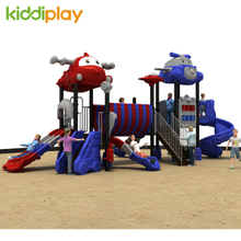 Factory Supply Attractive Price Airport Series Kids Outdoor Playground Equipment