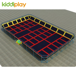 Good Quality Indoor Trampoline Game