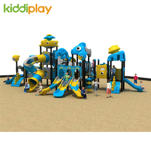 Children Park Please Outdoor Playground Ocean Series Equipment