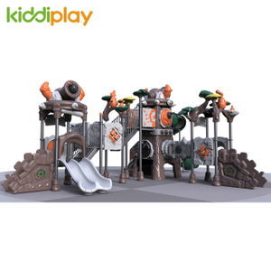 Kiddi Play Outdoor Playground Big Slides for Sale