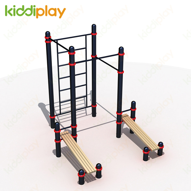 2018 Physical Exercise Outdoor Playground Gym Equipment Fitness