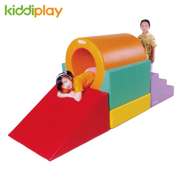 New Style Kids Indoor Soft Play with Slide