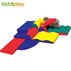 2018 New playground material and kindergarten Soft