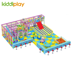 Small Equipment Indoor Playground For Kids