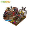 Professional Indoor Soft Playground Equipment