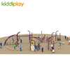 Children Kids Rope Climbing Structure Adventure