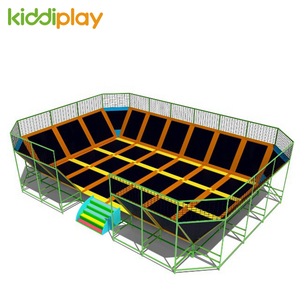 2018 Good Quality Adult Indoor Trampolines Park