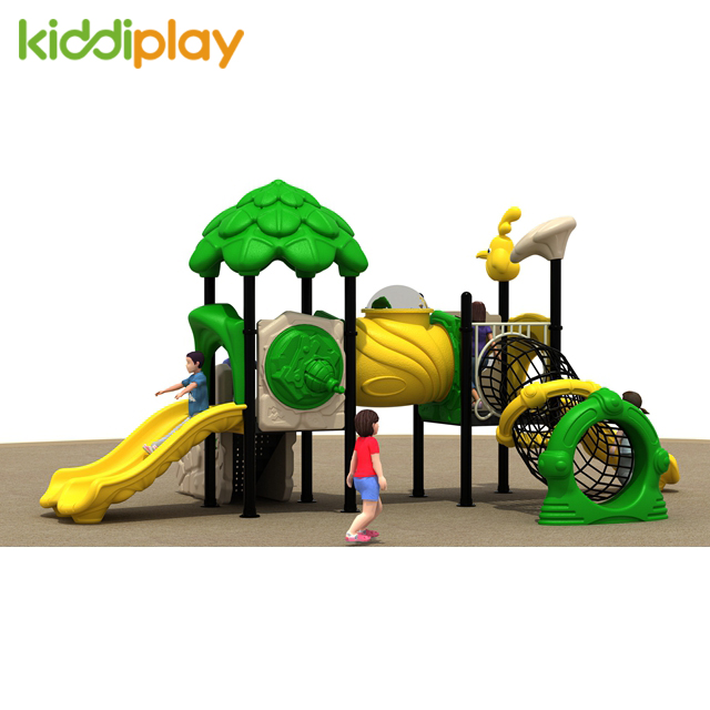 Free Design Customized Size Kids Outdoor Playground,Children Plastic Slide New Arrival Kids Zone Outdoor Equipment