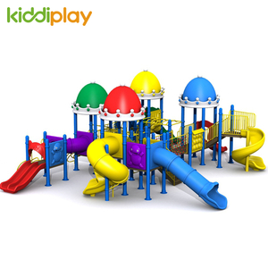 Hot-selling Preschool Toys Outdoor Children Castle Series Playground Equipment