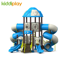 2018 Top Sales Transformers Series Outdoor Playground Slides for Children