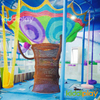 Children Colorful Crochet Ropes Rainbow Indoor Climbing Net Playground Equipment
