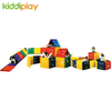 Hot Sale Children Safety Indoor Soft Building Black Toddler Play Area