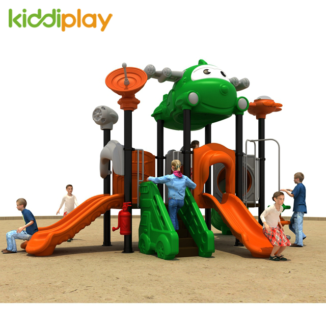 Professional Outdoor Playground Equipment Good Quality Airport Series