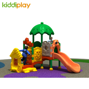 Interactive Plastic Series Equipment Children Large Outdoor Playground
