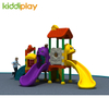 The Best Quality Kids Outdoor Playground Plastic Series Toys Produce