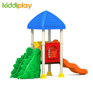 Kids Outdoor Playground Area Small Series Accessible Equipment