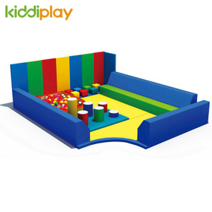 Baby Park Soft Game for Indoor Toddler Playground