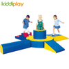 Popular kids playground indoor soft play climber