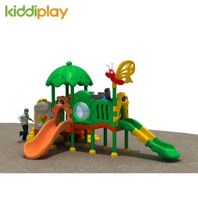 New product various shape fairy tale castle outdoor playground