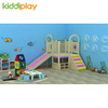 Wooden Outdoor Play Equipment Slide Indoor Playhouse in China Factory