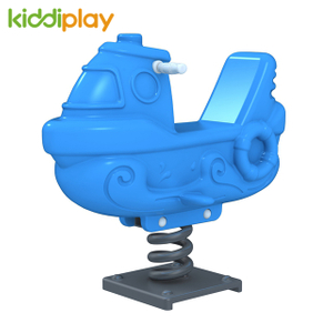 China Manufacturer Kids Playground Spring Toy, New Playground Spring Toy for Park
