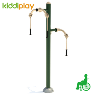 2018 Hot Selling Park Gym Disabled Adults Outdoor Fitness Equipment