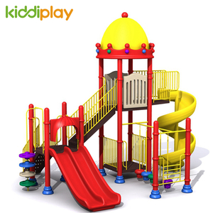 Children Toy Castle Series Outdoor Small Kindergarten Playground