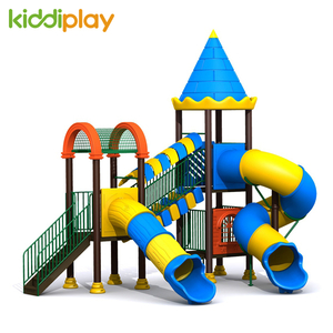 New Design Castle Series Gym Plastic Exercise Equipment for Sale Outdoor Playground