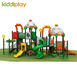 Used Children Game Outdoor Transformers Play Equipment