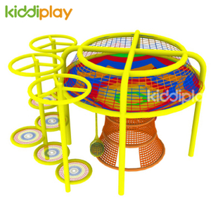 Playground Climbing Rope Rainbow Net Indoor Equipment