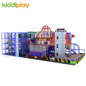 Large Manufacturer China Kids Games Indoor Playground Equipment