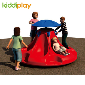 Used Happy Childhood Outdoor And Indoor Interactive Swivel Chair