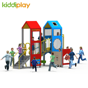 Popular PE Board Outdoor Playground Kids Slide