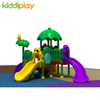 Children Park Plastic Series Playground Slide Kids Outdoor Playground for Sale