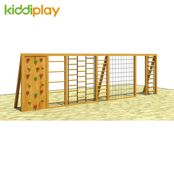 Wooden Series Outdoor Playground Exercise Equipment for Children