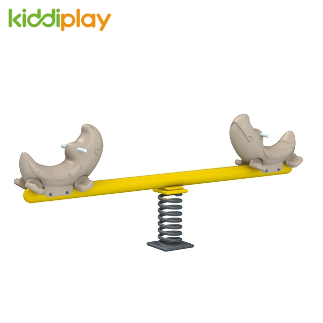 Outdoor Play ground Children Toy for Cute Seesaw