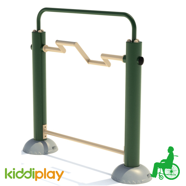 GS Approved Outdoor Disabled Fitness Equipment for Handicapped Person
