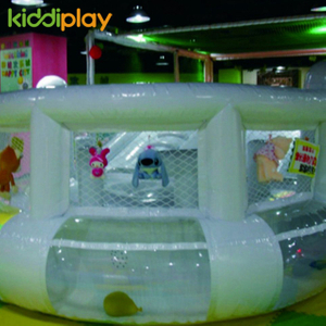 New Product Electric Motion Soft Toys Indoor Playground Equipment Accessories for Kids