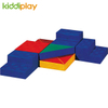 CE Certificated Kids Used Soft Indoor Playground Equipment