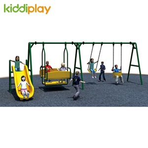 Children Outdoor Playground Slide Equipment
