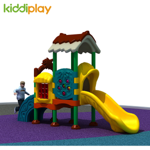 Children Game Outdoor Equipment Plastic Series Sports Small Playground for Sale