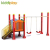 Cheap Funny Colorful Plastic Outdoor Kids Playground Equipment