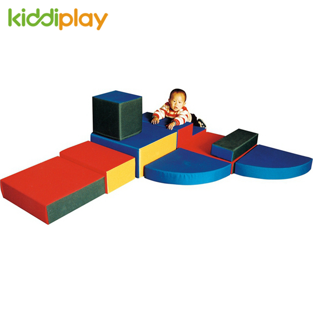 Factory Supply Commercial Indoor Playground Equipment Soft Play