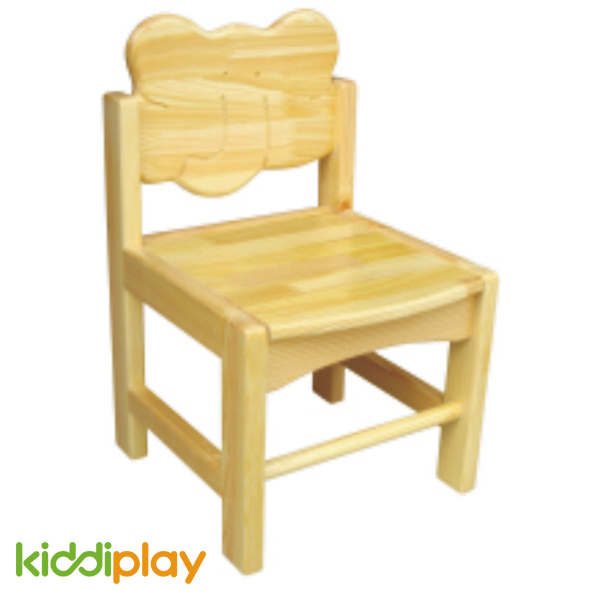 Cubby Plan Colorful Kindergarten & Preschool Wooden Children Chairs