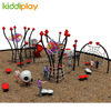Steel Material Climbing Series Outdoor Playground
